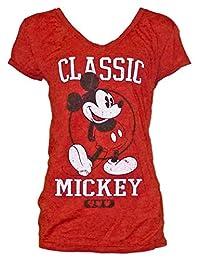 Disney 米老鼠经典时尚 T 恤