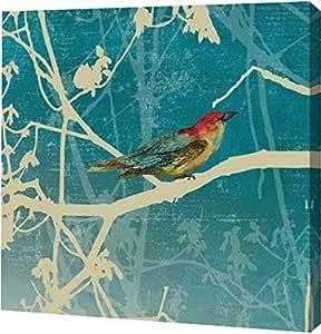 """PrintArt"""" Riverside Forest 来自 Allison Pearce Gallery 16"""" x 16"""" GW-POD-32-PS013-A-16x16"""