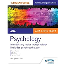 AQA Psychology Student Guide 1: Introductory topics in psychology (includes psychopathology) (Aqa Student Guide) (English Edition)