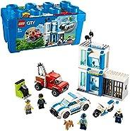 LEGO 乐高 城市组 警察系列积木盒 60270