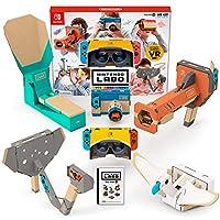 任天堂 Nintendo Labo Toy-Con 04:VR套装-Switch(【日本亚马逊限定】原版胶带2个 )