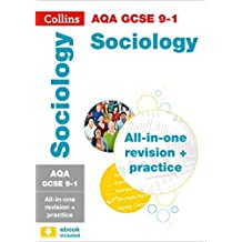 AQA GCSE 9-1 Sociology All-in-One Revision and Practice (Collins GCSE 9-1 Revision) (English Edition)