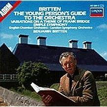 进口CD:布里顿:青少年管弦乐队指南(CD) 4175092