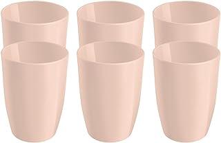 Coza Design 10202/3467 耐用塑料杯,均码,粉色