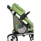 美国J.L. Childress婴儿车侧储物网袋JL2912
