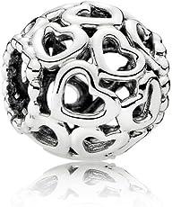 Pandora 潘多拉 女式 925 标准纯银饰品