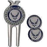 USAF U.S. Air Force 球叉和球位标