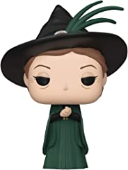 Funko POP! 哈利波特:Minerva McGonagall(瑜伽球) Not appropriate for children under the age of 3 Harry Potter-Minerva McGonagall (Yul