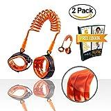 儿童手腕带 LINK 皮带步行*背带–适用于父婴儿儿童幼儿–2包–EBOOK & 说明包括–由 totib Creations
