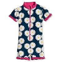 Playshoes 女童防紫外线一体式泳衣 Marguerite