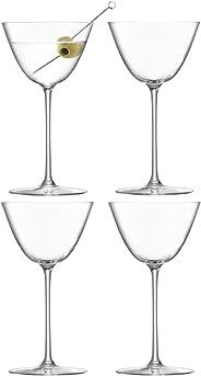 LSA Internationa 保护性头盔 Martini Glass 195ml G1619-07-301
