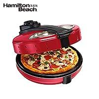 Hamilton Beach 汉美驰 电饼铛 披萨机 家用 多功能31700-CN(亚马逊自营商品, 由供应商配送)