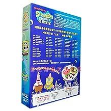 正版儿童卡通DVD 海绵宝宝 60集 10DVD 儿童动画光碟