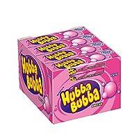 Wrigley Hubba Bubba Fancy Fruit, 20er Pack