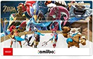 Nintendo 任天堂 冠軍Amiibo-塞爾達傳說:荒野之息系列(Nintendo Wii U / Nintendo 3DS / Nintendo Switch)