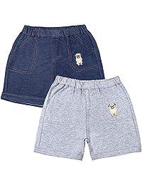 COTTON FAIRY 婴幼儿男孩 2 件装短裤