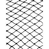 Noa Store 鸟类家禽飞行游戏笔网网 (50'x50') 黑色 YRYT