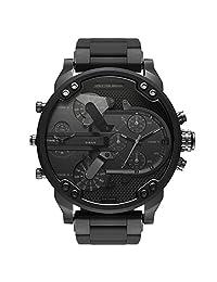 DIESEL 迪赛 意大利品牌  石英男女适用手表 DZ7396