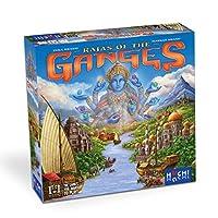 R & R GAMES rajas OF THE ganges Board GAMES