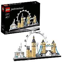 LEGO 乐高  拼插类 玩具  LEGO Architecture 建筑街景系列 伦敦 21034 12+岁