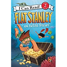 Flat Stanley and the Lost Treasure (I Can Read Level 2) (English Edition)