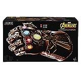 Marvel 传奇系列 Infinity Gauntlet 铰接电子拳击玩具套装