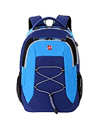 "Swiss Gear SA5933 Laptop Backpack - 19"" 蓝色 均码"