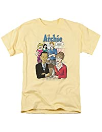 Archie Comics Anythings Possible Adult Short Sleeve T-Shirt