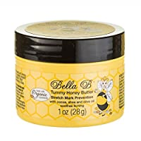Bella B 天然试用装腹部蜂蜜油,1 盎司