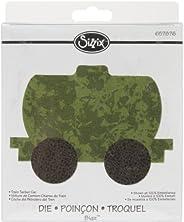 Sizzix 657876 列車油罐 Bigz 模具系列 2