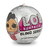 L.O.L. 惊喜! Bling 系列 惊喜娃娃拆蛋盲盒 7个惊喜,多种颜色