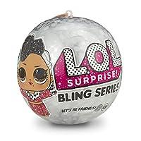 L.O.L. 驚喜! Bling 系列 驚喜娃娃拆蛋盲盒 7個驚喜,多種顏色