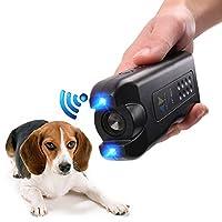 APlus+ 手持式狗狗驱赶器,超声波红外狗狗威慑器,止吠器+狗狗训练(经典)