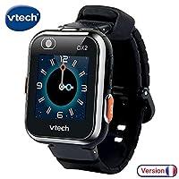VTech 伟易达 193865 Kidizoom 智能手表 Connect DX2 Noire 手表 黑色 标准