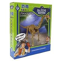恐龙挖掘工具武士龙 日语包装