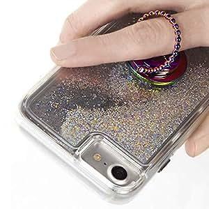 Case-Mate 手机戒指,手机手柄支架通用/智能手机CM036778 点缀 Dotted Iridescent