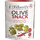 Mr. Filbert's Chilli and Black Pepper Pitted Green Olives,65克,8件装