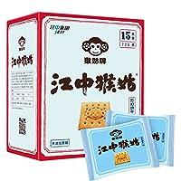 江中 猴姑苏打饼干(咸味)720g