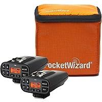 PocketWizard RF 盾牌PWPLUS4BB3CE Plus IV Bonus Bundle 黑色