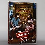 正版电影DVD光盘 我很好,谢谢,我爱你 盒装DVD 泰语中字