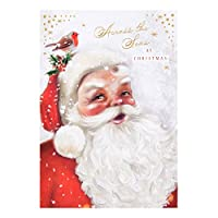 "Hallmark 海外圣诞贺卡""Wonderful Season"" - M 号,英文版"