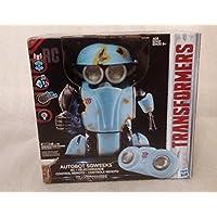 儿童室内娱乐玩耍变形金刚4 interactive THE last 骑士 Autobot sqweeks RC