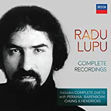 进口CD:拉杜.鲁普完整录音(限量版)/拉杜·鲁普 Radu Lupu Complete Recordings(Limited Edition)/Radu Lupu and Wolfgang AmadeusMozart(28CD)4788772