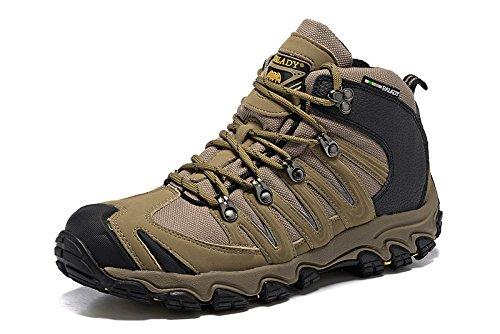 Unbeaten 时尚个性霸气 真皮 防水鞋 登山鞋 休闲鞋 专业户外鞋 越野跑鞋 运动靴 徒步鞋 运动鞋 男鞋