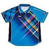 TSP 女式乒乓球服 モデストシャツ 032411