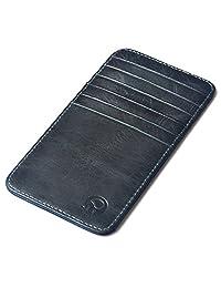 Geremen 12卡位 卡包男士 真皮卡包 进口头层牛皮卡套 银行卡包 女士信用卡包 Y03