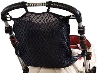 Sunnybaby 19175 通用网袋,带隐私保护罩和锚扣环船蓝色