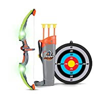 SainSmart Jr. 弓箭套装,弓箭,Quiver,Target,狩猎系列儿童玩具 6 Jahre to 99 Jahre *