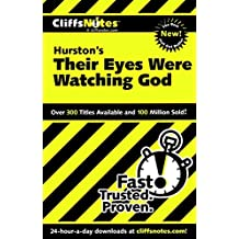 CliffsNotes on Hurston's Their Eyes Were Watching God (English Edition)