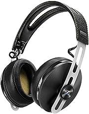 Sennheiser 森海塞尔 MOMENTUM 2.0 (M2 AEBT Black)大馒头2代头戴包耳式高保真立体声 无线蓝牙耳机 通用版 黑色